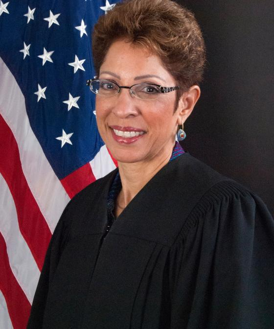 Senior Staff Chief Administrative Law Judge Carmen A. Cintron, Office of Administrative Law Judges